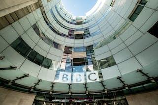 BBC headquarters at Portland House
